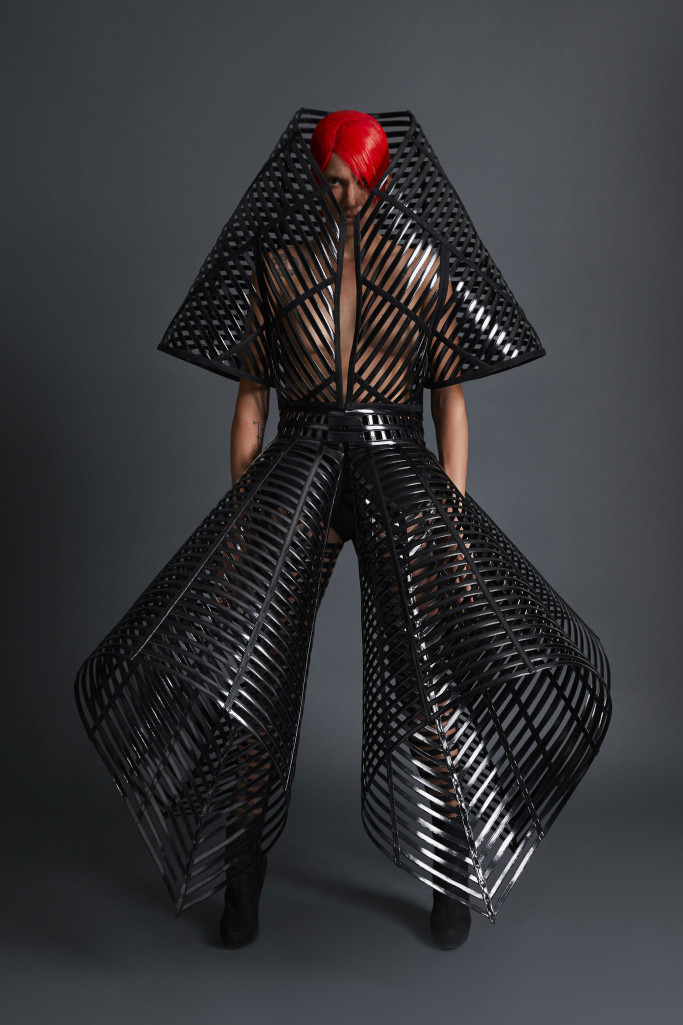 Gareth Pugh RTW London Spring Summer 2018
