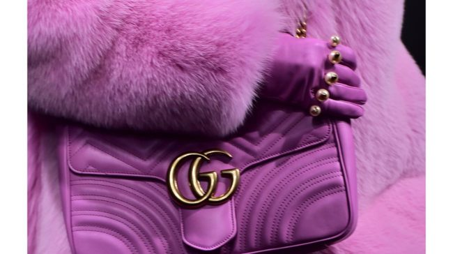 Gucci has always pushed the envelope and experimented with the versatility and lure of real fur