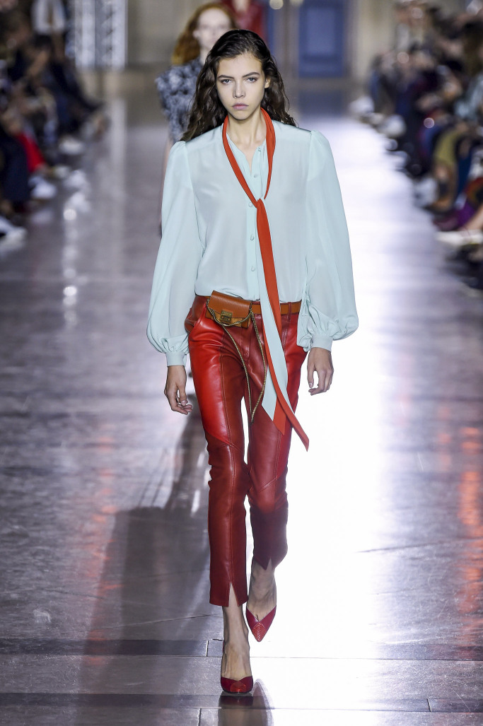 Givenchy RTW Paris Spring Summer 2018