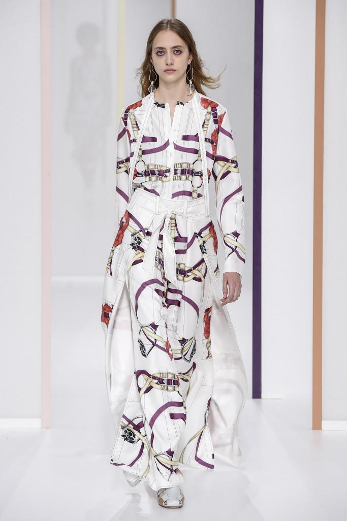 Hermès RTW Paris Spring Summer 2018