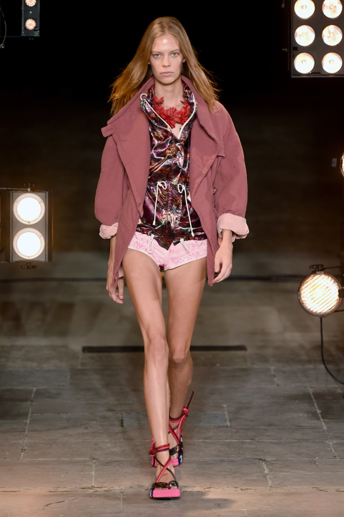 Isabel Marant RTW Paris Spring Summer 2018