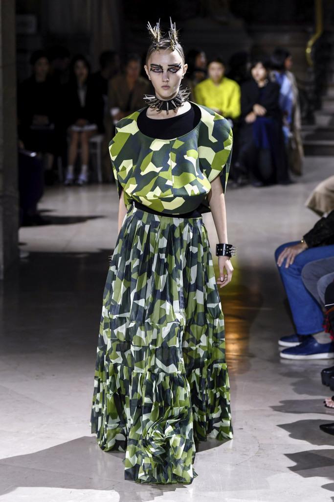 Junya Watanabe RTW Paris Spring Summer 2018