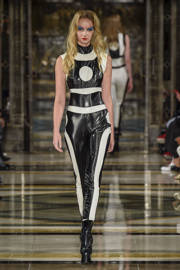 Pam Hogg RTW London Spring Summer 2018