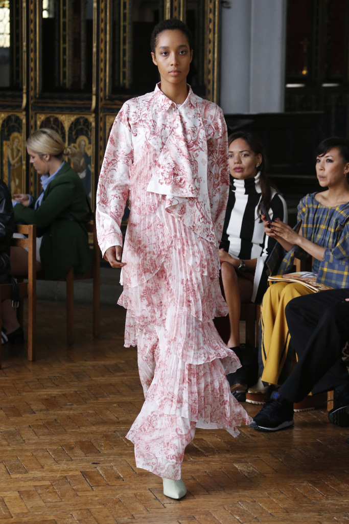 Sharon Wauchob RTW London Spring Summer 2018