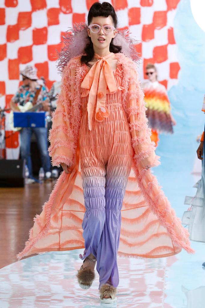 Tsumori Chisato RTW Paris Spring Summer 2018