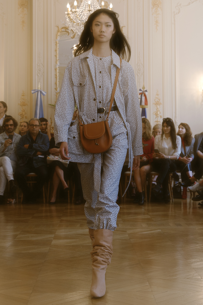 Vanessa Seward RTW Paris Spring Summer 2018