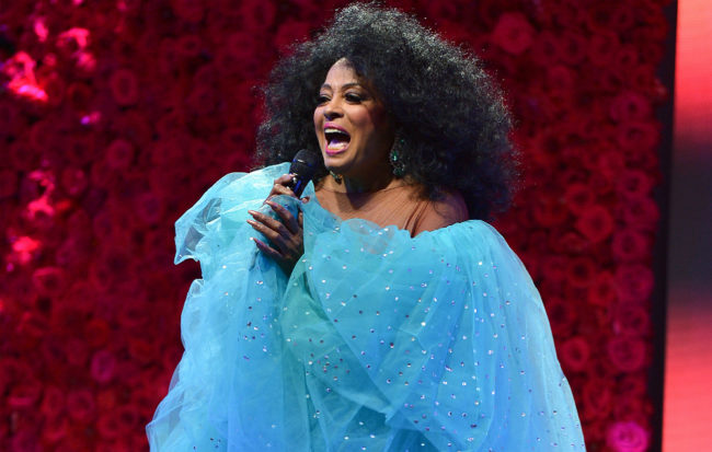 Diana Ross Live in New York City (2017)