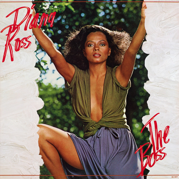 Diana Ross – The Boss (1979)