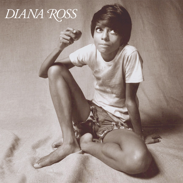 Diana Ross [aka Ain't No Mountain High Enough] (1970)