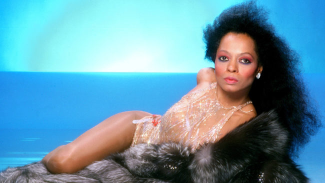 "An undisputed all time ""supreme""  national treasure; Diana Ross has been a trailblazer on the music scene since before there was one."