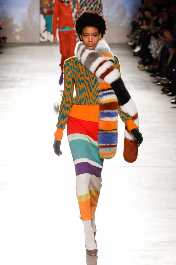 Missoni RTW Fall 2017 luxury