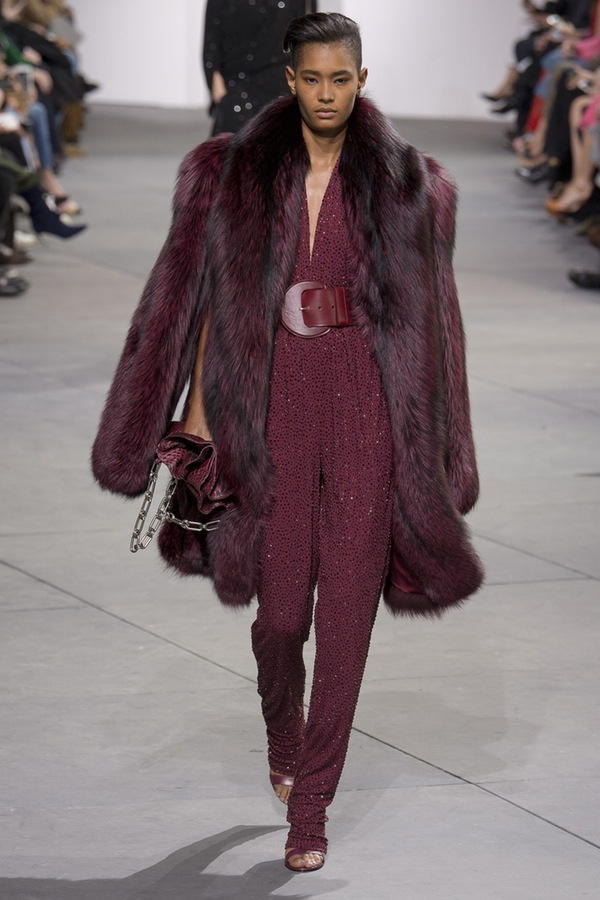 Michael Kors RTW Fall 2017 luxury