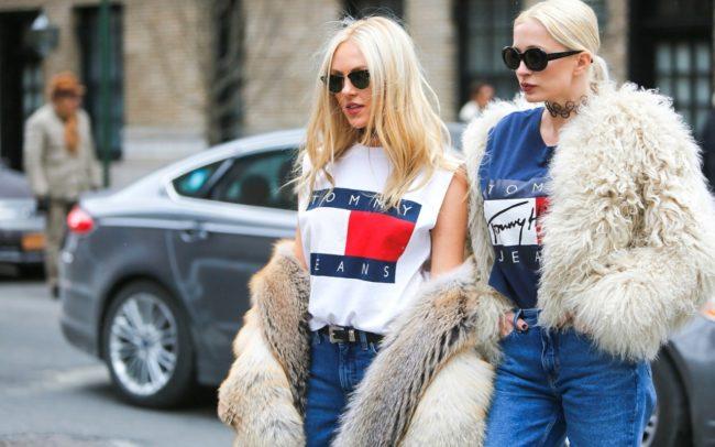 fur streetstyle FurNOW Campaign