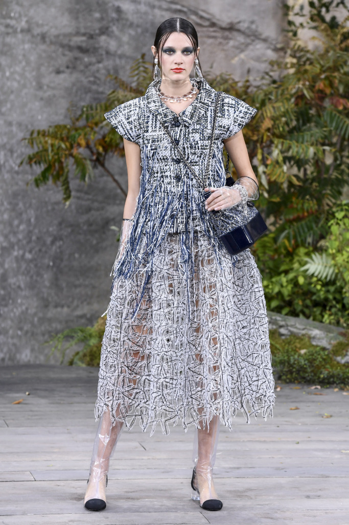 Chanel RTW Paris Spring Summer 2018
