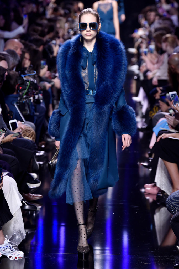 Elie Saab RTW Fall 2017 luxury