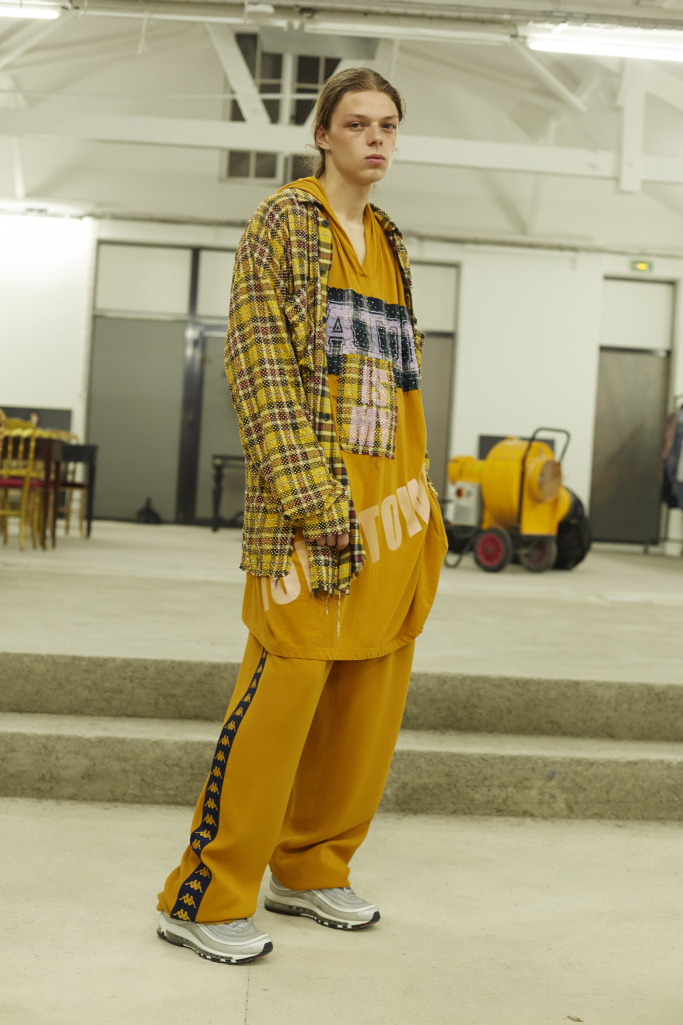 Faith Connexion RTW Paris Spring Summer 2018