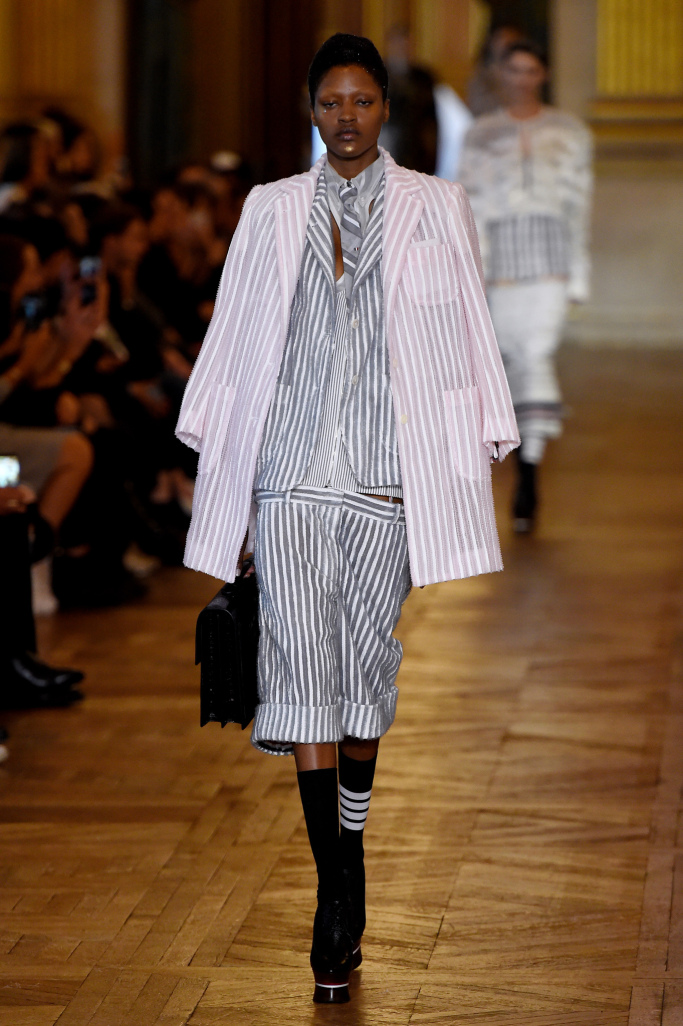 Thom Browne RTW Paris Spring Summer 2018