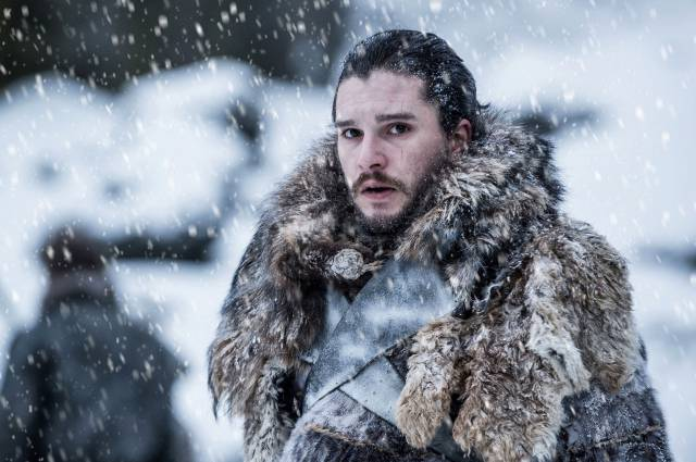 game of Thrones arctic blast winter is coming