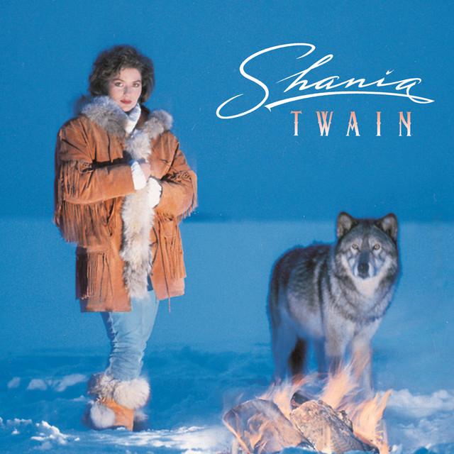Shania's first album entitled Shania Twain
