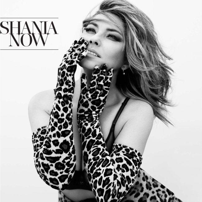 """NOW"" Shania Twain"