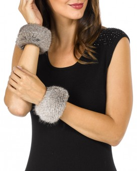 Fur Source fur cuffs stocking stuffers