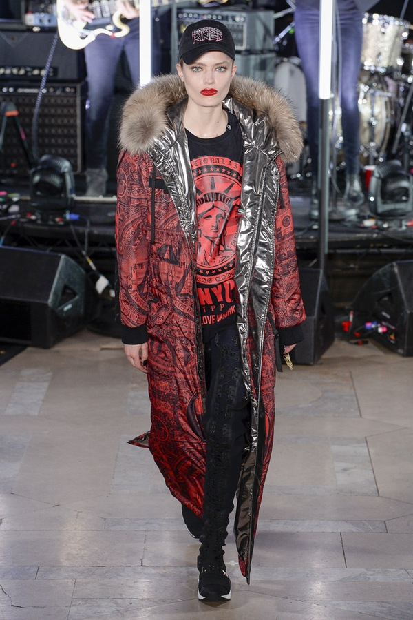 Philipp Plein Fall 2017 Ideas for Holiday Gifting