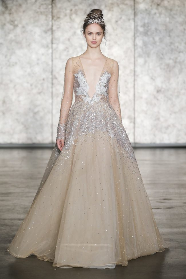 Inbal Dror Fall 2018 wedding fashion trends