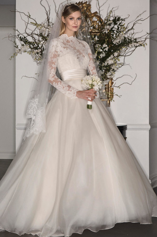 Legends Fall 2017's Romona Keveza wedding fashion trends
