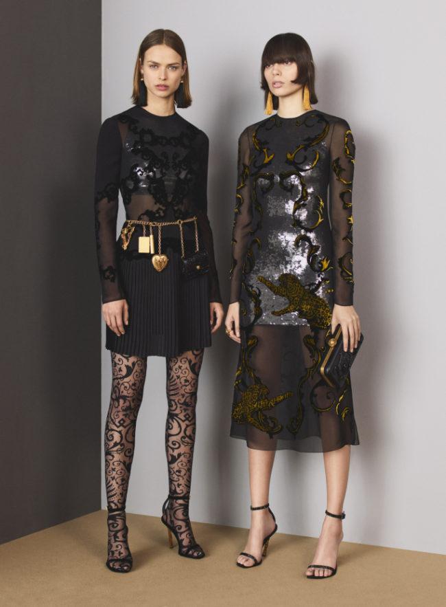Versace Pre-Fall 2018