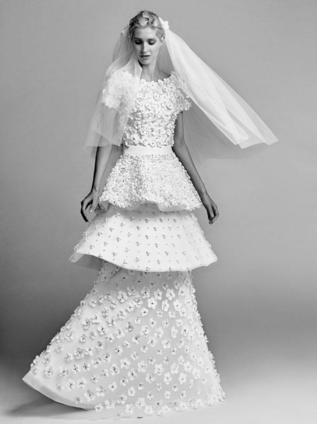 Viktor & Rolf fall 2017 bridal collection Wedding fashion trends