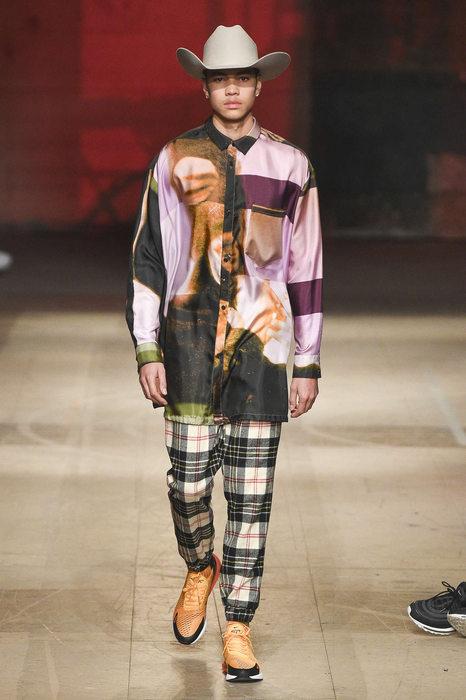 Astrid Anderson Menswear Fall 2018