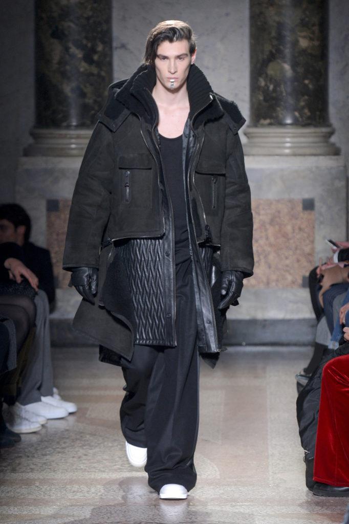 Les Hommes Menswear Fall 2018