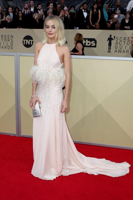Margot Robbie 2018 Screen Actors Guild Awards