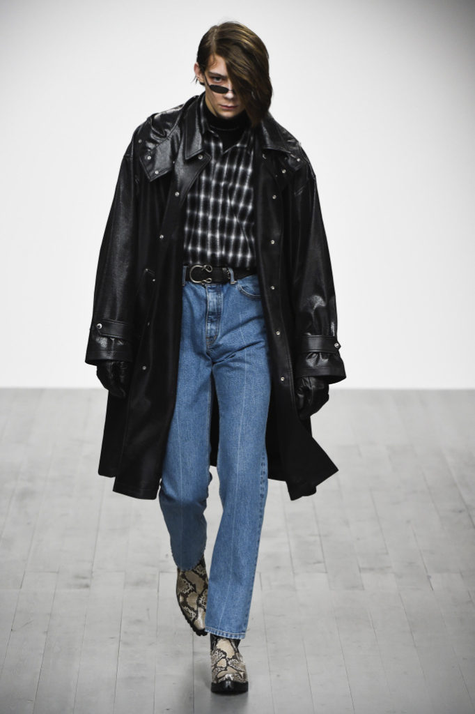 John Lawrence Sullivan Menswear Fall 2018 /2019