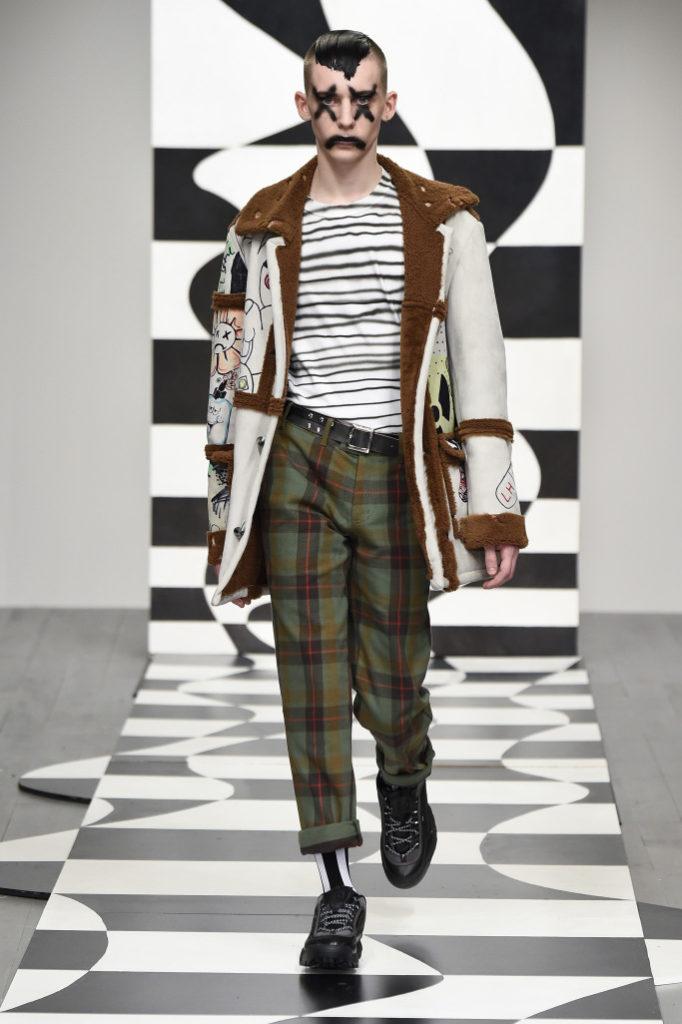 Liam Hodges Menswear Fall 2018 /2019