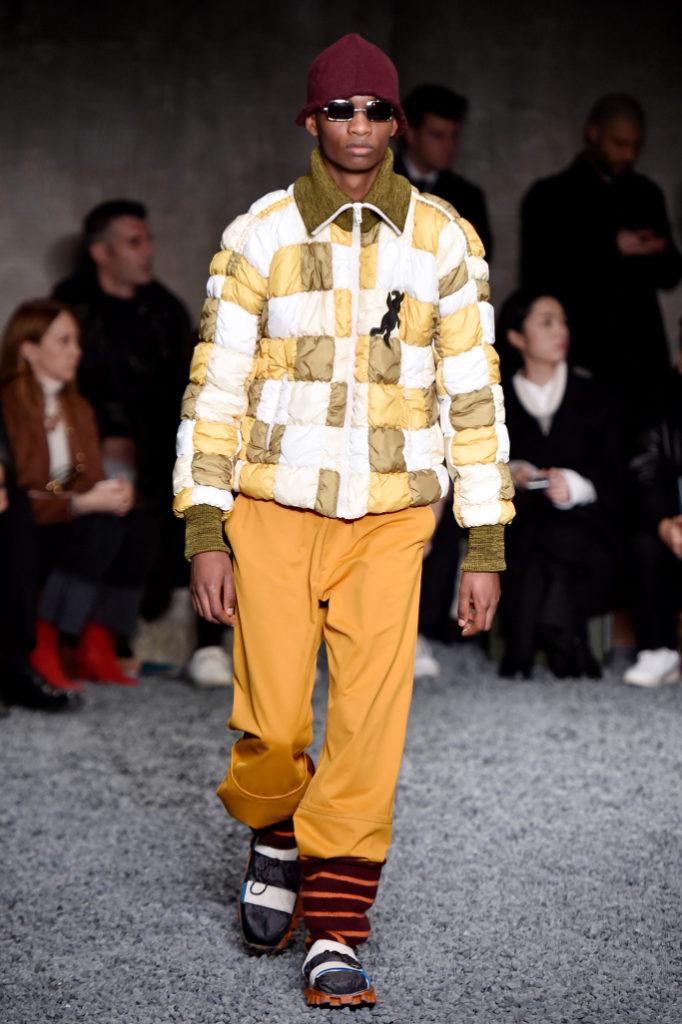 Marni Menswear Fall 2018 Menswear