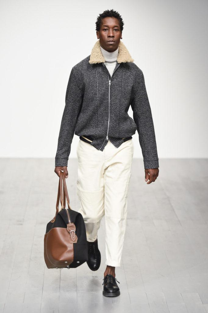 Oliver Spencer Menswear Fall 2018 /2019