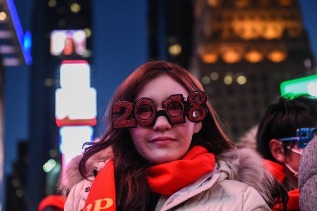 celebrity style New Year's eve celebration