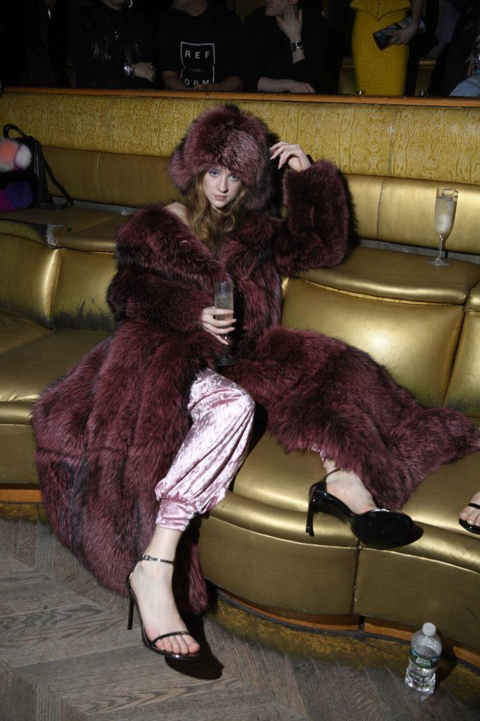 Adrienne Landau Fall 2018- New York Fashion Week