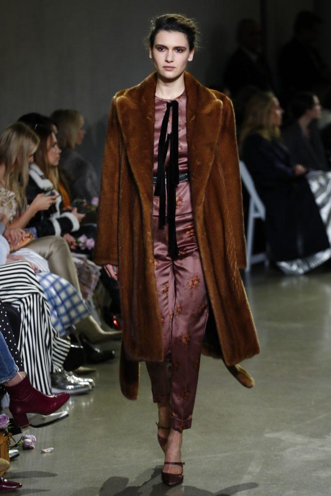 Brock Collection RTW Fall 2018- New York Fashion Week