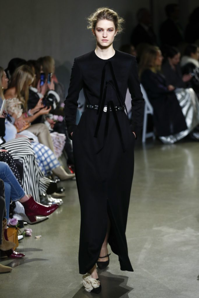 Brock Collection RTW Fall 2018- New York Fashion Week