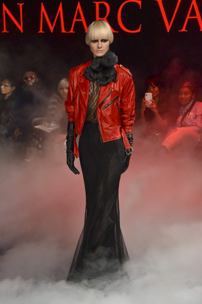 Carmen Marc Valvo RTW Fall 2018- New York Fashion Week