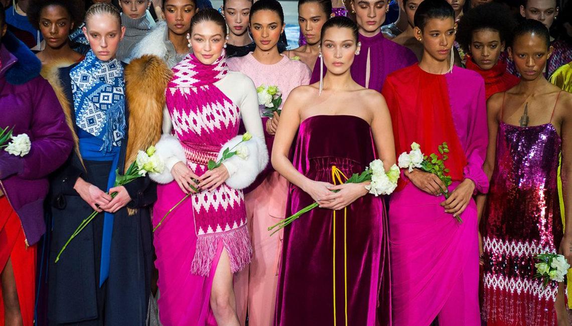 NEW YORK Fashion Week Fall 2018 DAY 6