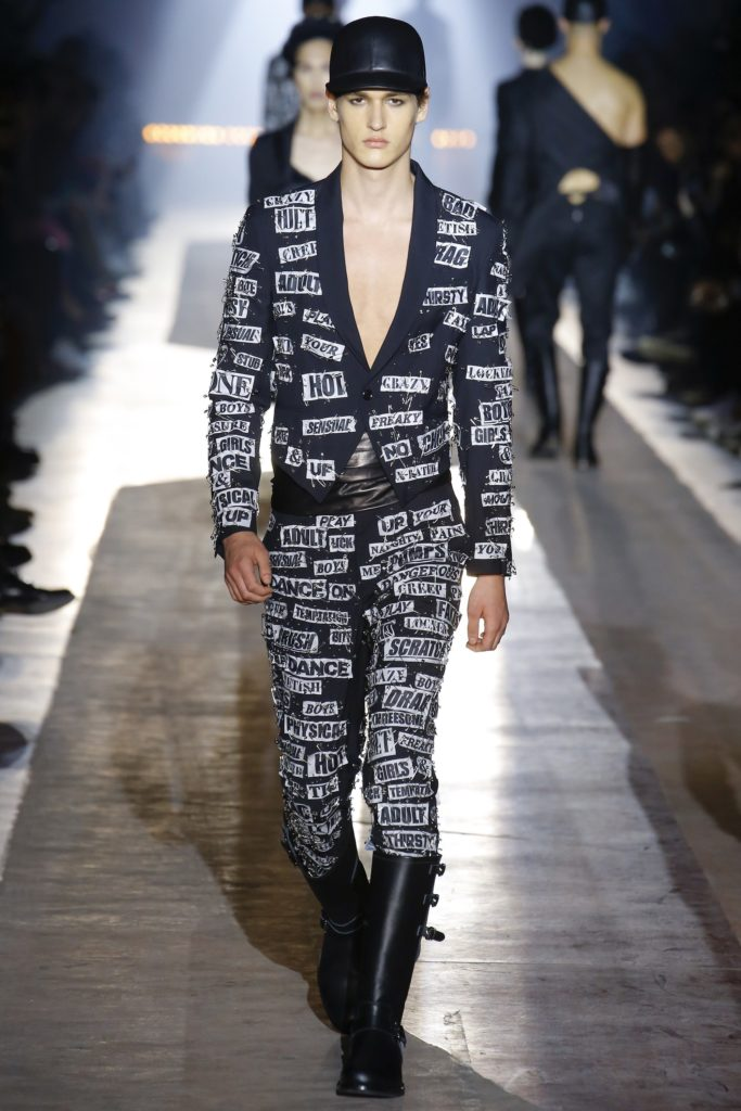 Moschino Menswear Fall 2018 Milan Fashion Week