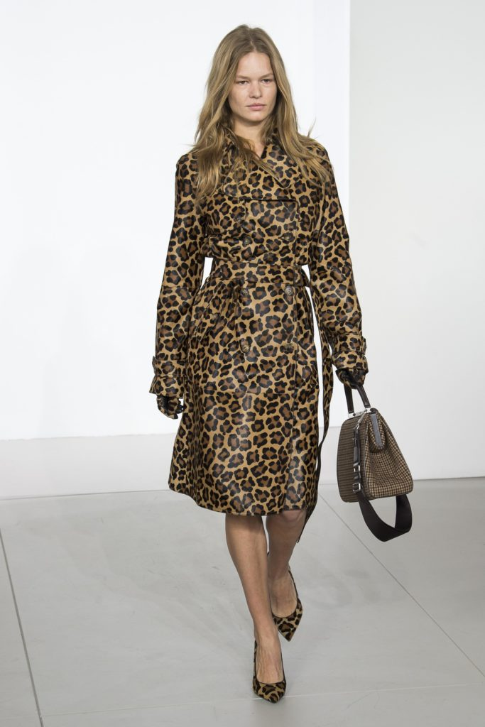 Michael Kors RTW Fall 2018- New York Fashion Week