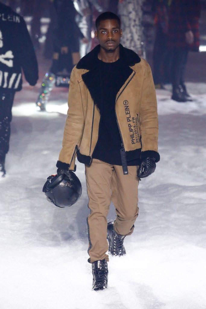Philipp Plein RTW Fall 2018- New York Fashion Week