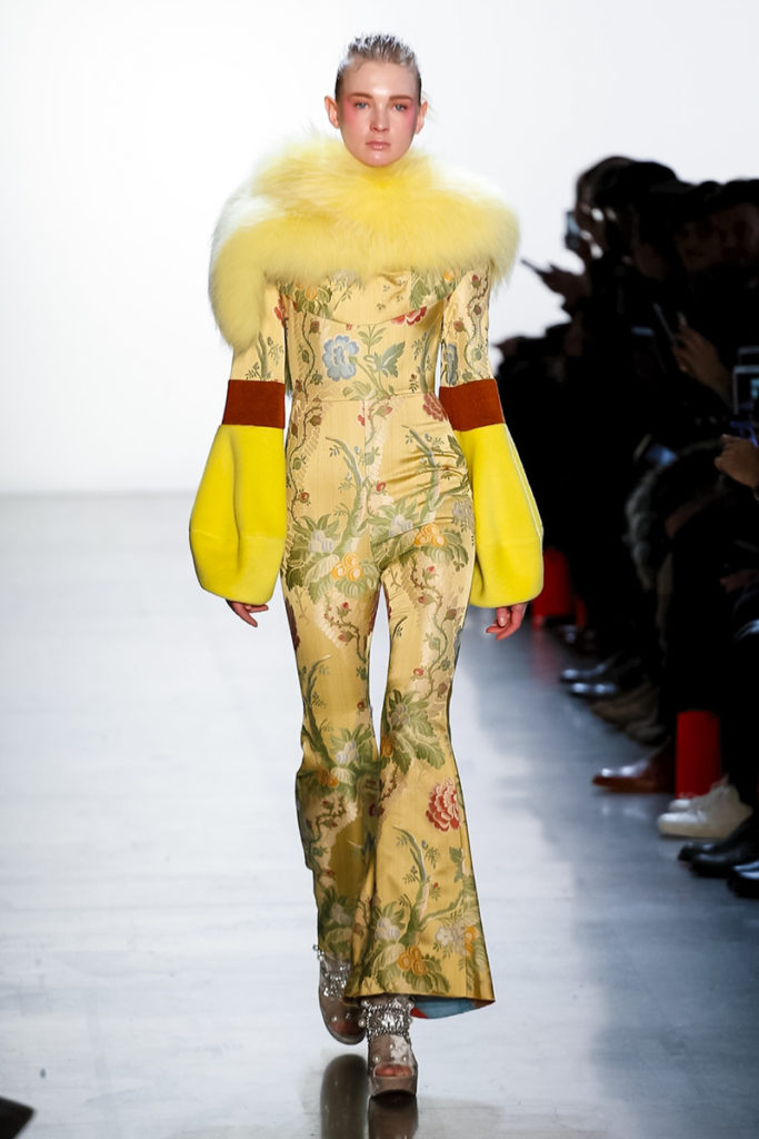 Son Jung Wan RTW Fall 2018- New York Fashion Week