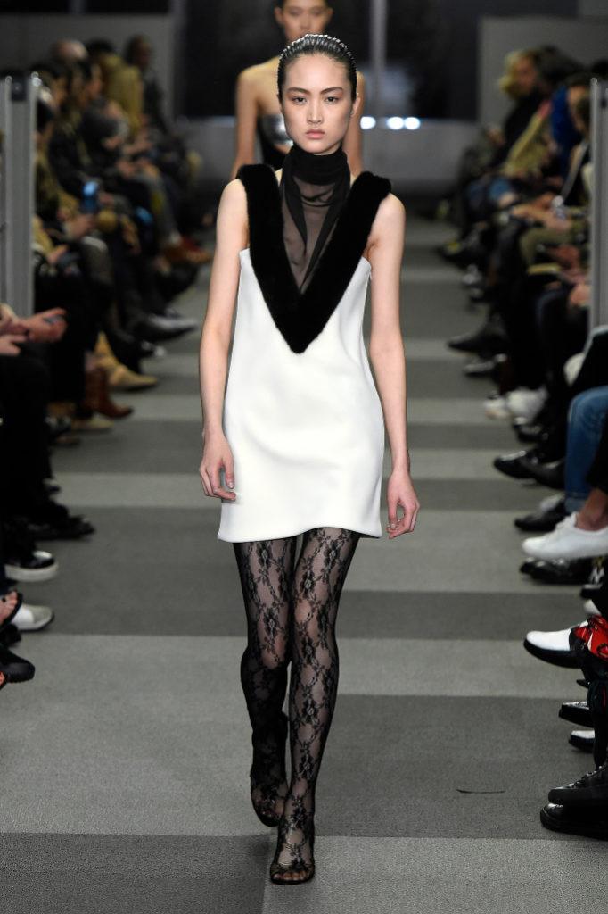Alexander Wang RTW Fall 2018- New York Fashion Week