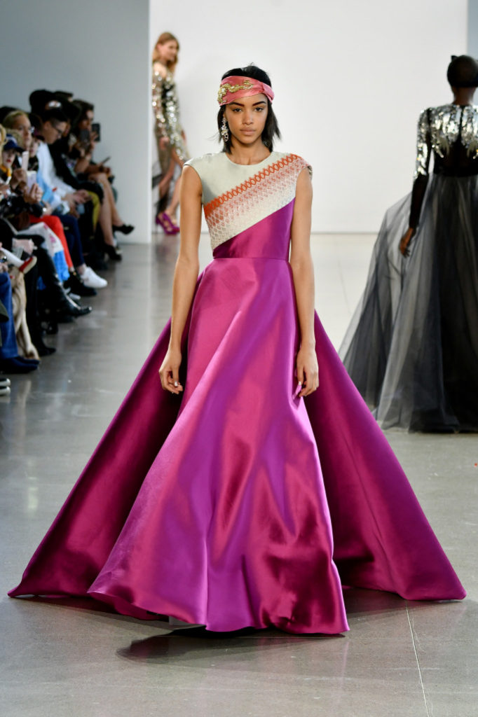 Bibhu Mohapatra RTW Fall 2018- New York Fashion Week
