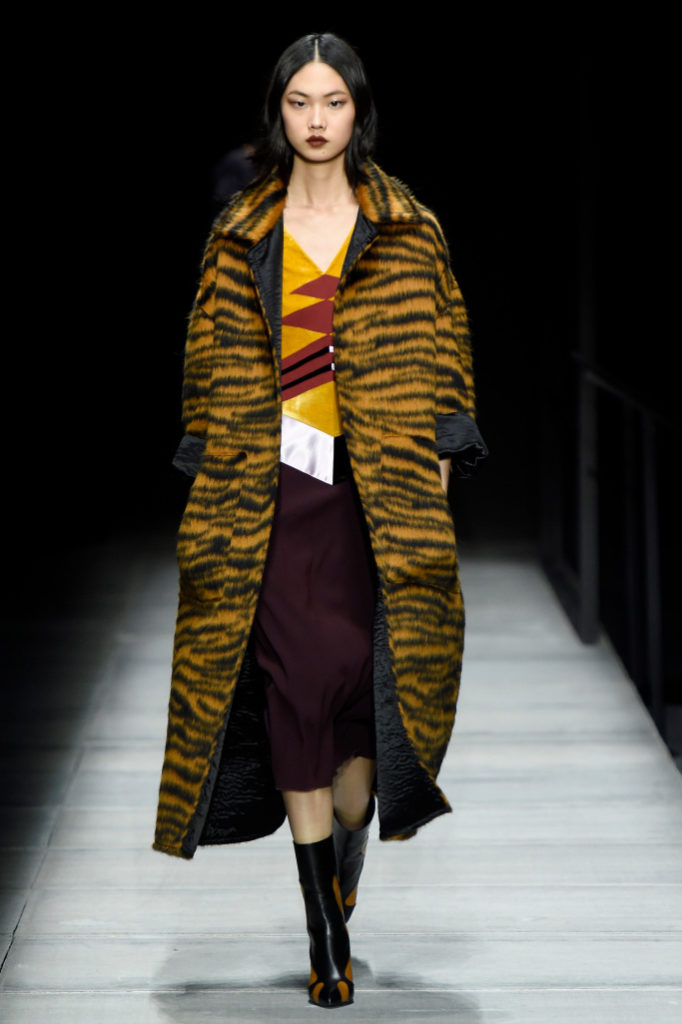 Bottega Veneta RTW Fall 2018- New York Fashion Week